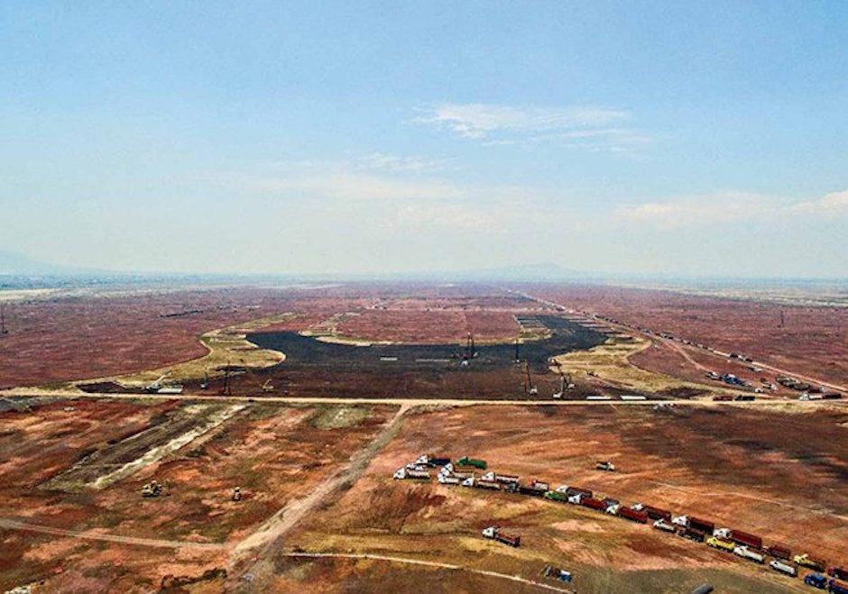 NAICM riesgos ecológicos cuenca del valle de méxico