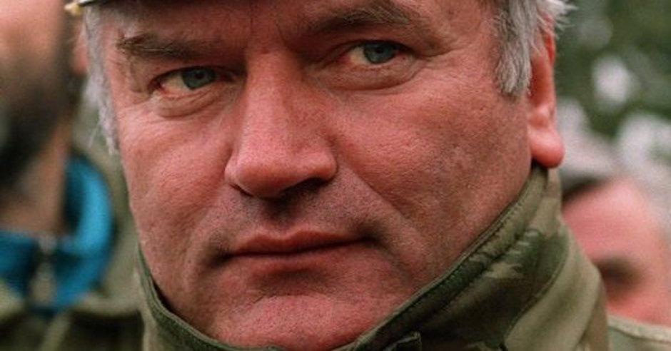 cadena perpetua para Ratko Mladic por genocidio en Yugoslavia