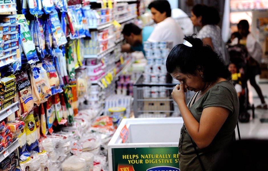 imposible vivir con el salario mínimo en México
