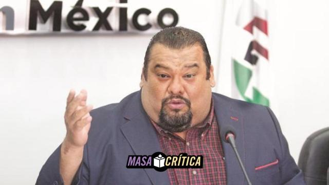 Cuauhtémoc Gutiérrez de la Torres regresa al PRI CDMX por órdenes de Eruviel