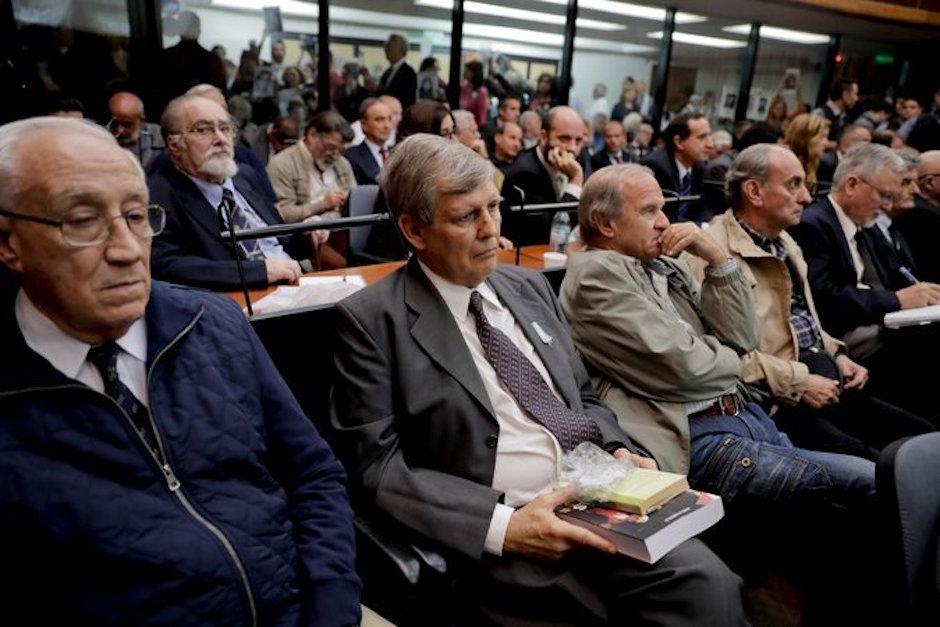 Condenan a 29 argentinos por vuelos de la muerte
