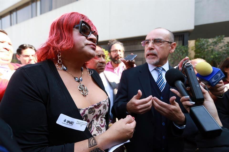 INE medida discriminatoria contra comunidad trans