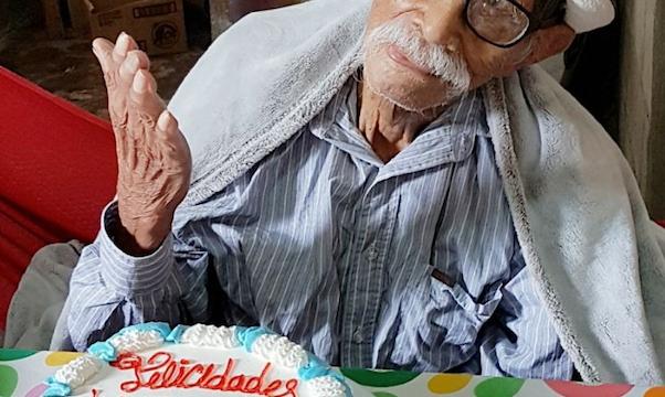 fallece hombre más longevo de México a los 121 años