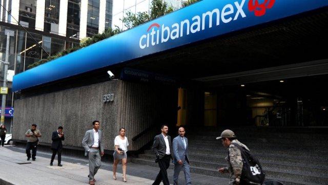 Citibanamex presenta fallas en el sistema