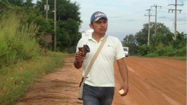 Periodista Gumaro Pérez es ejecutado en veracruz