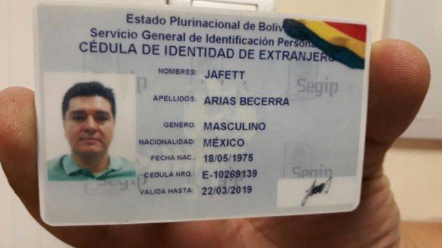 Arrestan en Brasil a uno de los líderes de CJNG