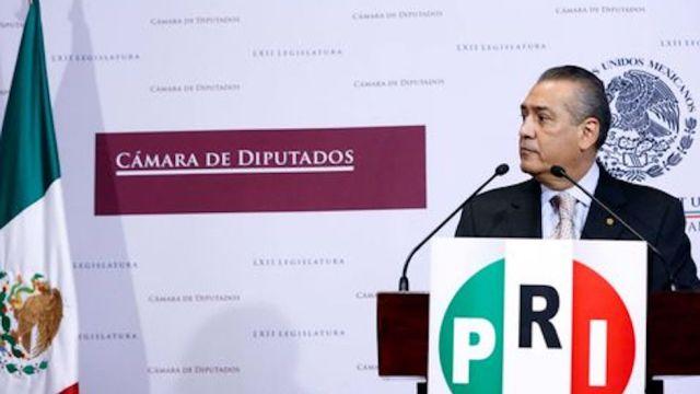 Manlio Fabio Beltrones ideo triangulación de recursos a campañas PRI