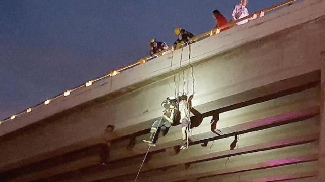 colgados puentes baja california sur