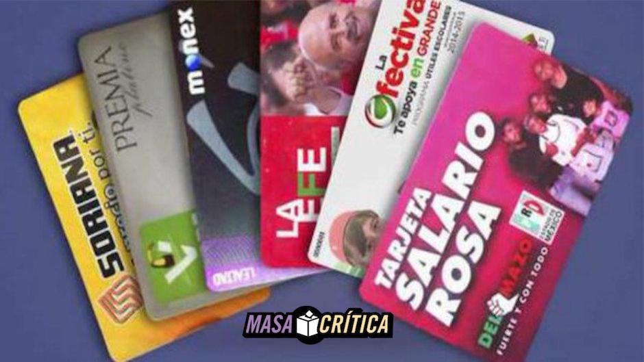 TEPJF permite a partidos dar tarjetas campañas