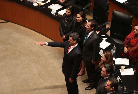 Senado elige nuevo titular de la Fepade
