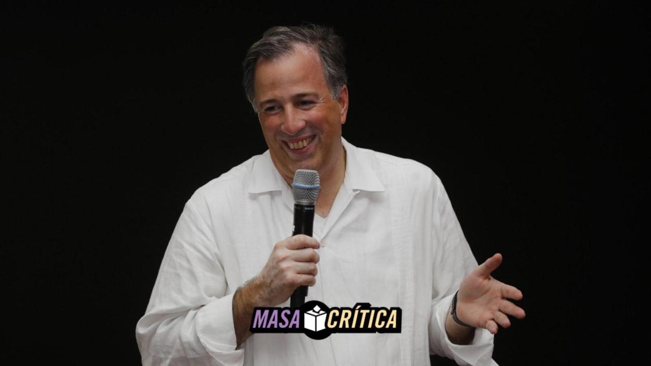 Meade cantinflea como su ex jefe y da primer chiste de elecciones