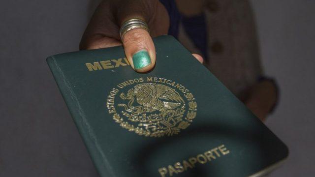 ya nos cargó el chiahuiztle con aumento en pasaporte