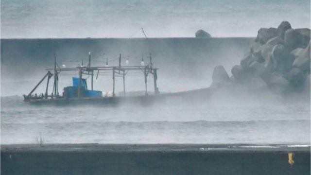 corea del norte japón barcos fantasma