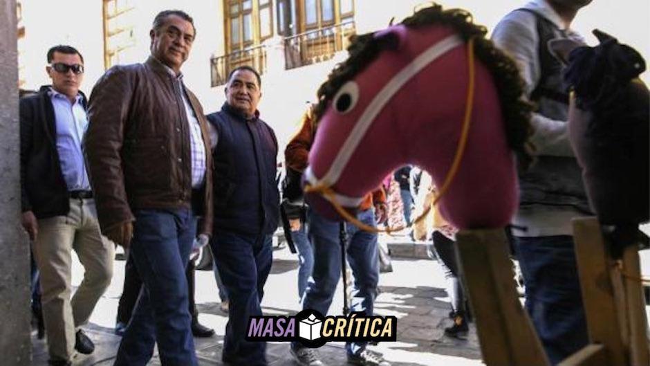 Bronco firmas apócrifas INE son travesura y no fraude