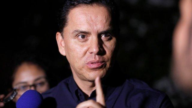 Inician juicio político contra Sandoval y excolaboradores