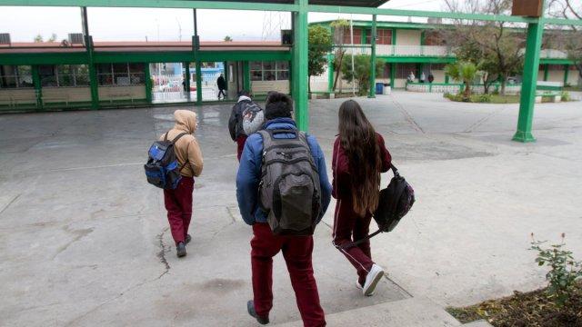SEP suspende clases por frío en 5 delegaciones de CDMX