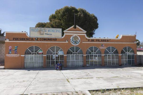 Presidencia de comunidad de Pilares, Huamantla