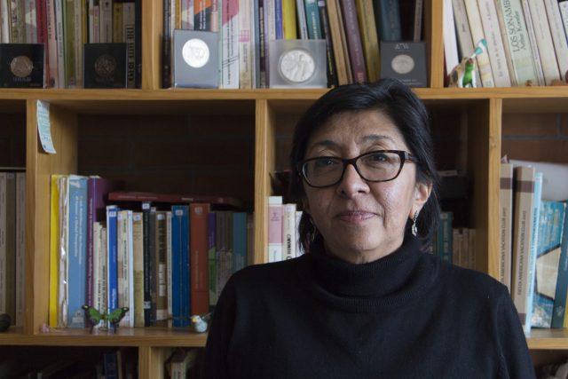 Margarita Martínez, directora del Centro Tlaxcala de Biología de la Conducta
