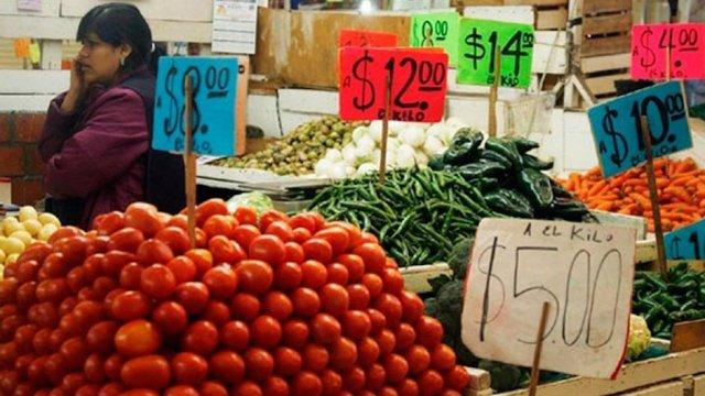 INEGI reporta inflación no vista desde el año 2000