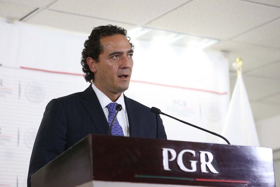 PGR anuncia 3 órdenes extradición contra César Duarte