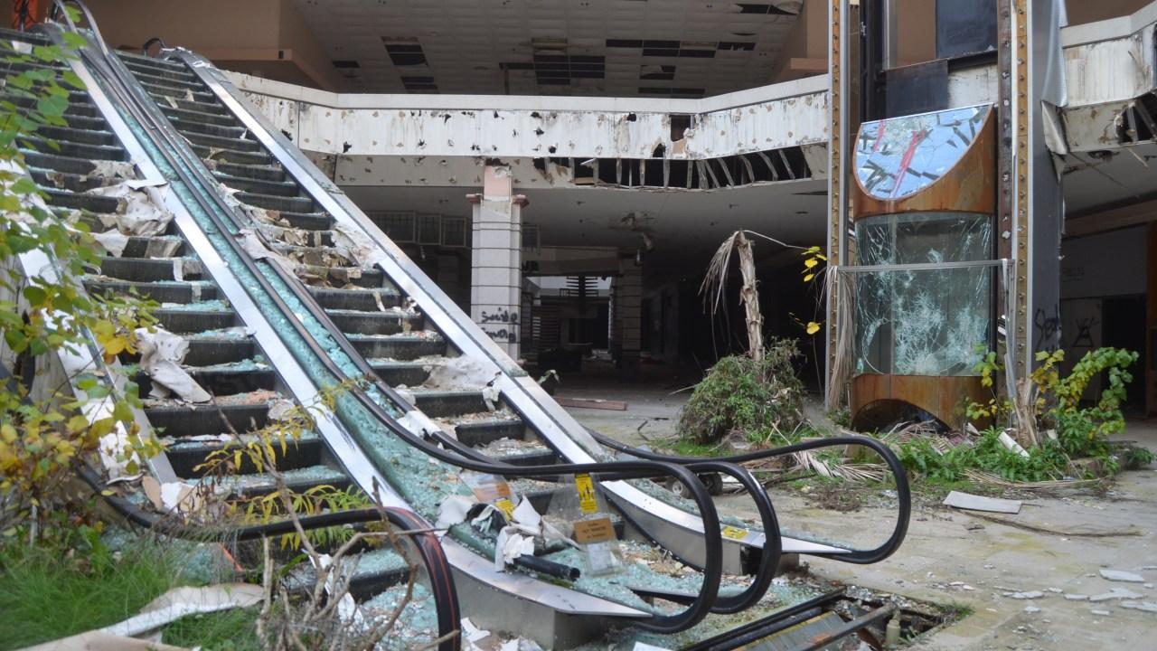 Centros comerciales abandonados en EEUU, los construimos en CDMX