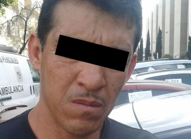 detenido por robo a negocio con violencia