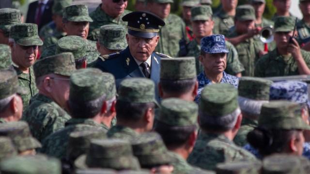Fuerzas Armadas menos confiables y eficientes ante los ciudadanos: encuesta de INEGI