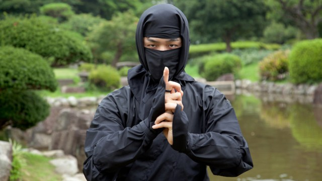 Empresa de seguridad japonesa tuvo mejores resultados después de disfrazar a sus empleados como ninjas