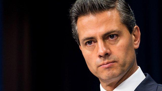 Secretarios y presidente terminan con ojos rojos en Querétaro