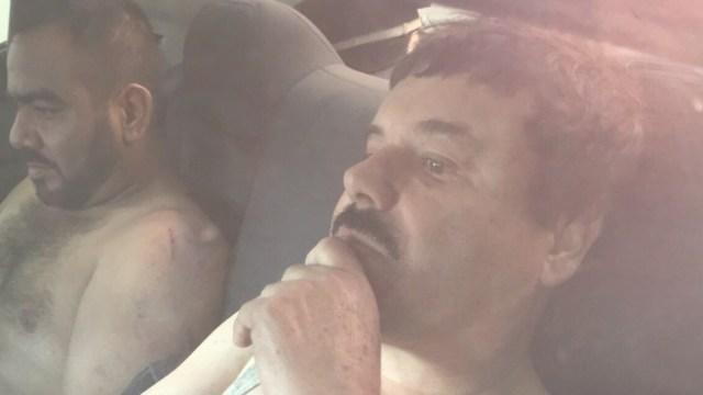 Chapo promete 'no matar' ningún jurado que participe durante su juicio