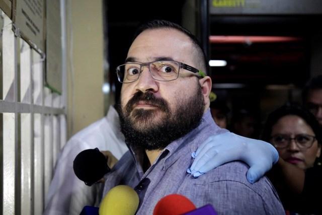 Empresa de red 'fantasma' de Javier Duarte financió campañas en 2012