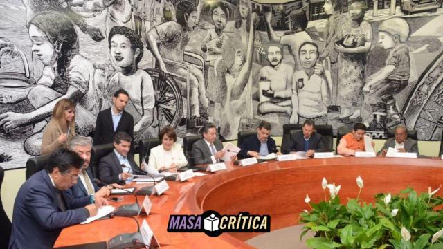 Partidos capitalinos, excepto Morena, firman 'pacto de civilidad'