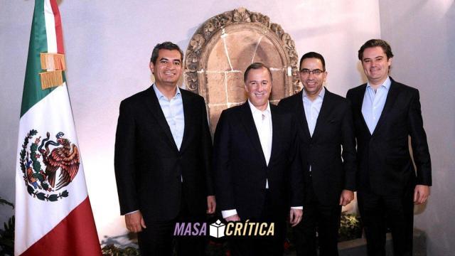 Lozano es nombrado 'vocero oficial' de Meade recién salidito del PAN