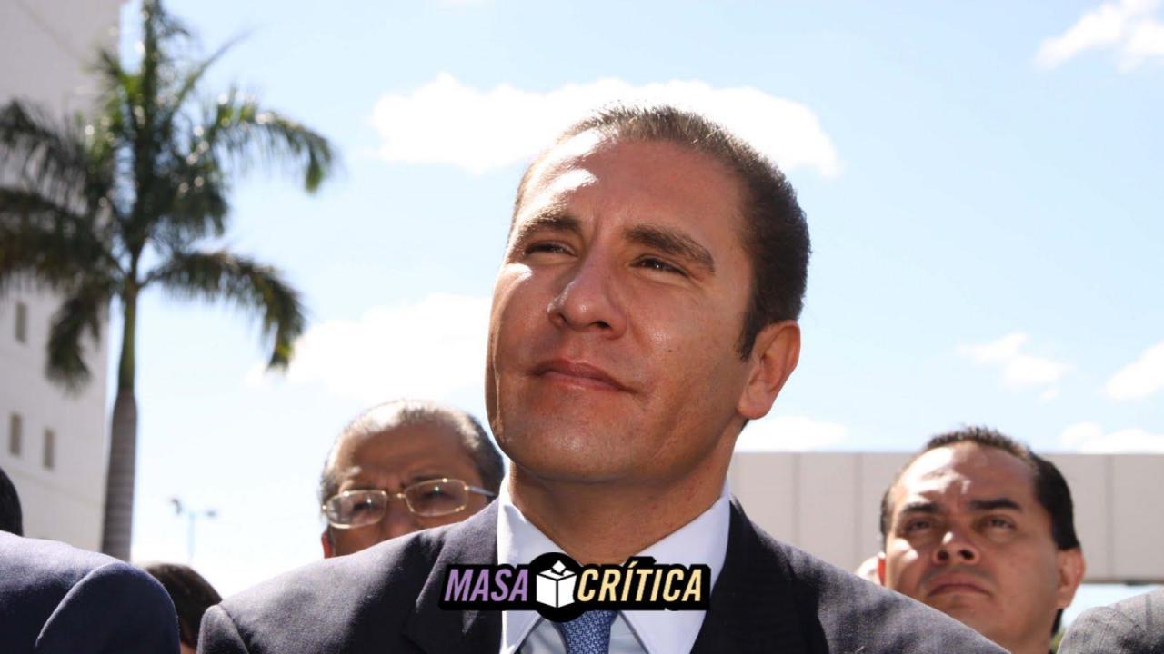 Moreno Valle dice que no estorbará la candidatura de Anaya