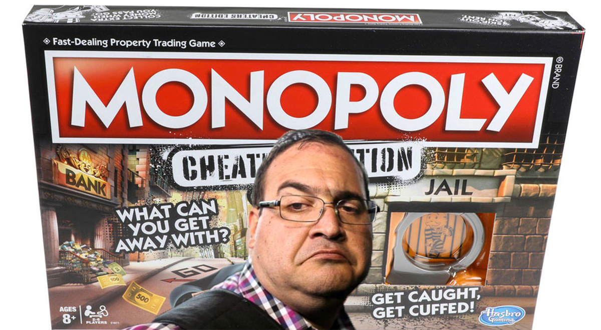 Lanzarán edición de Monopoly para tramposos, tus trampas serán 'legales'