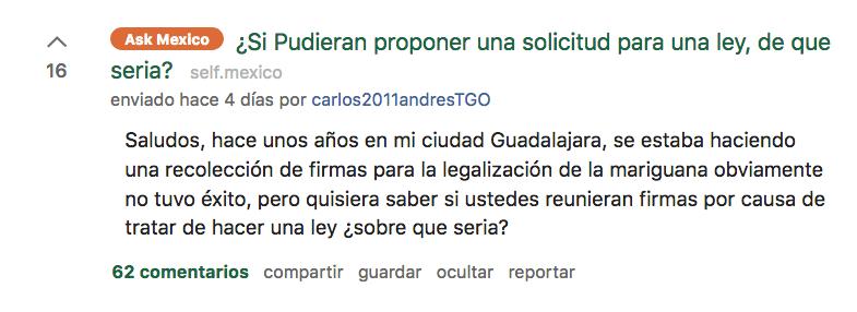 mexico proponer leyes reddit 1