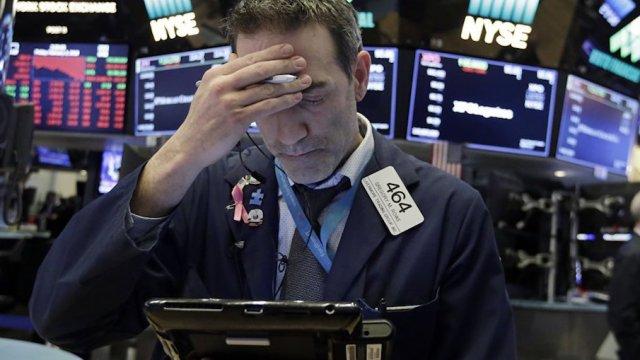 Colapso bolsa Wall Street efecto dominó mercados globales