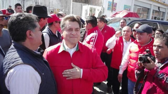 asesinan a candidato del PRI en Cuautitlán Izcalli