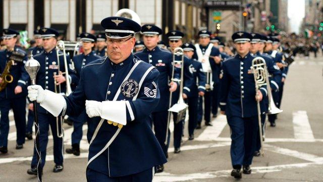 Trump quiere un desfile militar en Washington, porque LOL