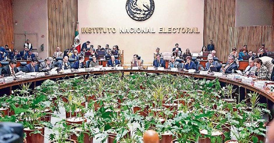 INE investiga a partidos irregularidades en gastos
