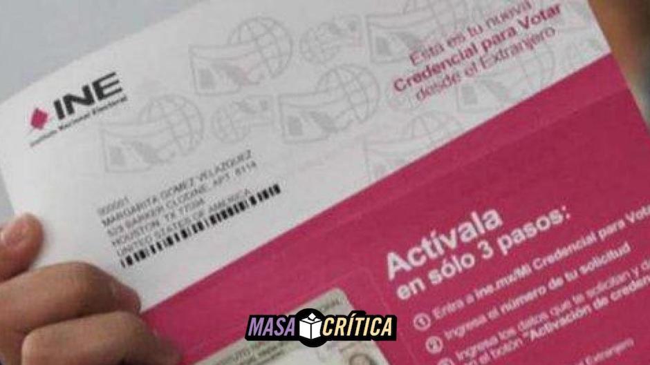 Pocos mexicanos registrados voto extranjero elecciones