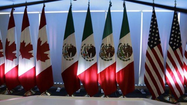 Séptima ronda de negociación TLCAN en CDMX