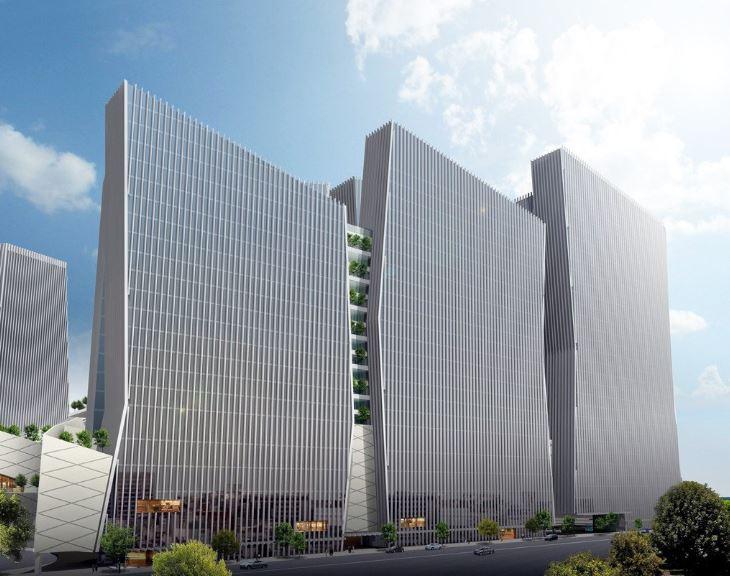 Las nuevas oficinas de la SCT en Naucalpan