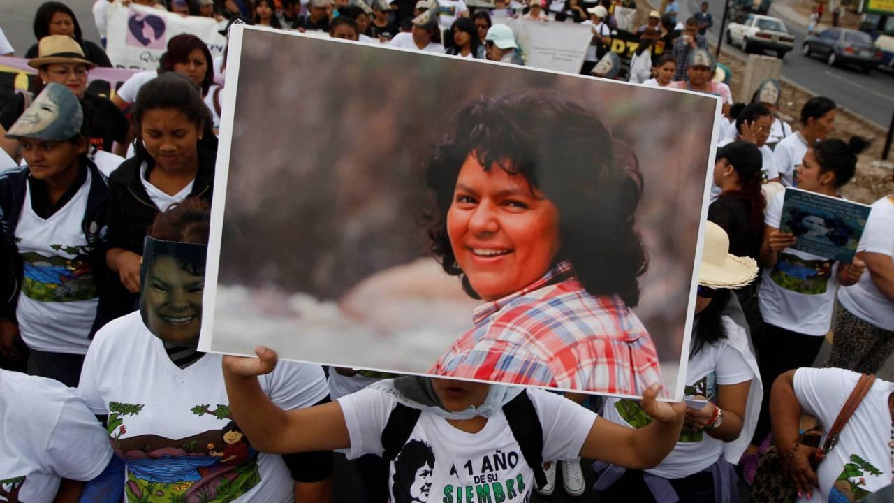 Berta Cáceres: a dos años de su asesinato ¿qué ha cambiado?