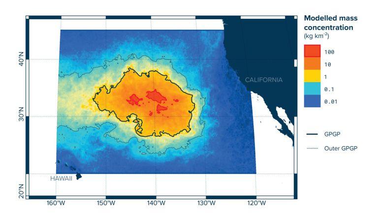 ¿Qué es el Gran Parche de Basura del Pacífico?
