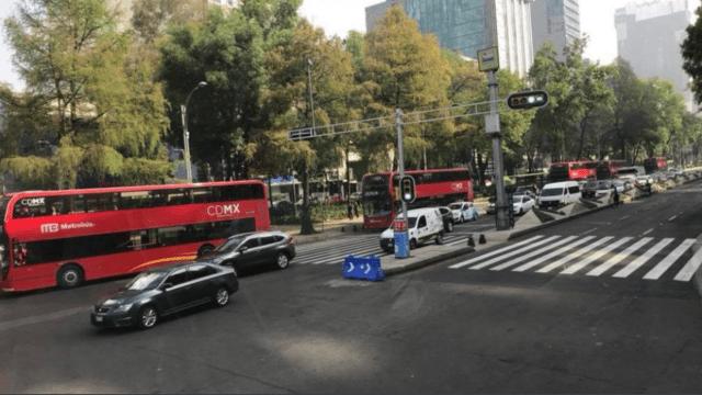 Metrobús de Reforma inicia pruebas con pasajeros en línea 7