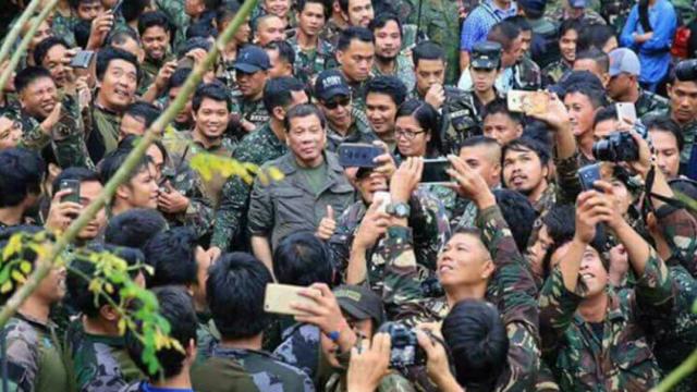 Duterte anuncia retirada de Filipinas de CPI