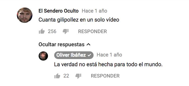 Tierra PLana Tierraplanistas Oliver Ibáñez Explicación Verdad Conspiración