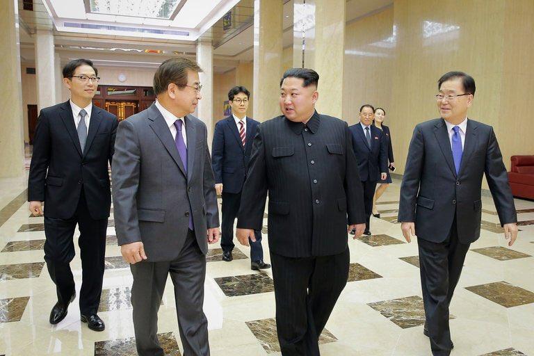 Reunión entre Corea del Norte y del Sur puede llevar a desarme