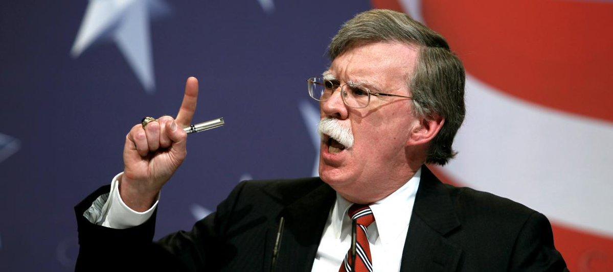 John Bolton, nuevo asesor de seguridad de Trump, llevará a una guerra pronto